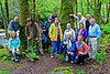 Great Smoky Mountains Tour - April 2012<br /> <br /> Left - Right:  Kris Sprik, Doug Beezley, John Remy, Larry Smith, Mark Rasmussen, Donalda Conrad, Judie Brooks, Don Plocher (kneeling), D'An Holmes Glueckert (kneeling), Pam Burley, Jay Brooks, Sandy Reed, Jimmy Simpson