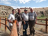 The Gang of Four - Eastern Utah Monsoon Season Tour - July 2011<br /> L-R:  Paul Riewerts, Burt Gearhart, Tom Davis and Jay Brooks