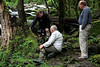 Conference Time - Solving the Problem - Middle Prong Little River, Great Smoky Mountains National Park - April 2012