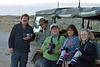 Ready for Action - Wild Horse Tour, Green River, Wyoming - Doug Beezley - August 2013<br /> <br /> L - R: Mark Rasmussen, Rich Nobler (our guide and driver), Sandy Reed, Sue Cole, Chris Sprik