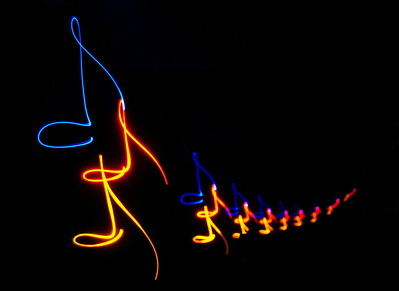 Light drawing