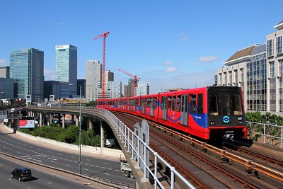 Docklands Light Railway (DLR)