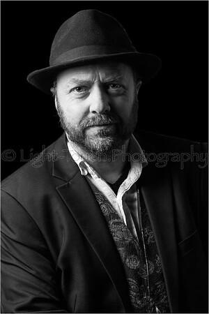 Male Photo Noir