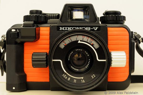 A friend's Nikonos V