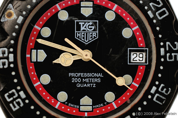 Old wristwatch