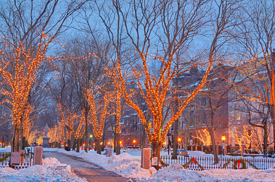 Boston Winter 2018