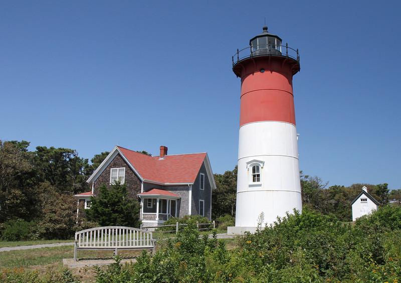 Nauset Lighthouse (1877), Eastham, MA