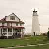 Cove Point Lighthouse (1828), Lusby, MD