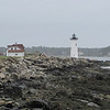 Portsmouth Harbor Lighthouse (1877( New Castle, NH