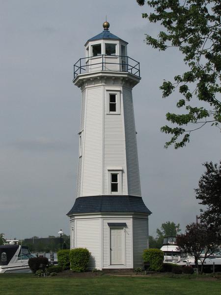 Grand Island Front Range Light (1917), Grand Island, NY