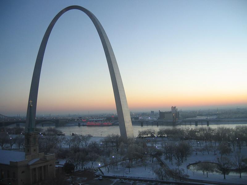 Gateway Arch (1965), Saint Louis, MO