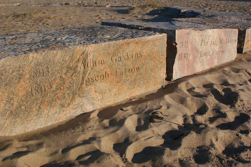 Cape Hatteras Lighthouse (original foundation site)