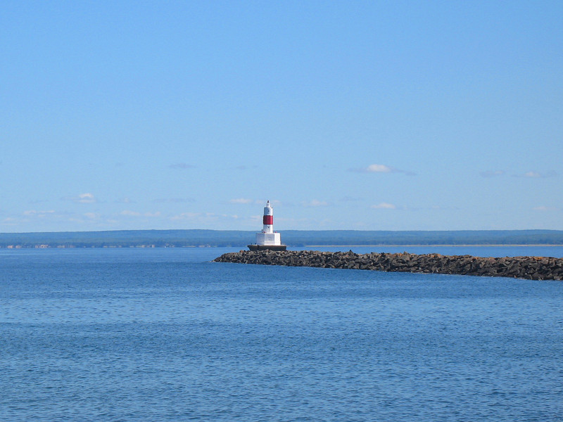 Presque Isle Harbor Light