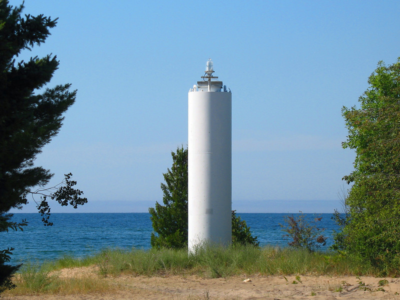 Grand Island Front Range Light