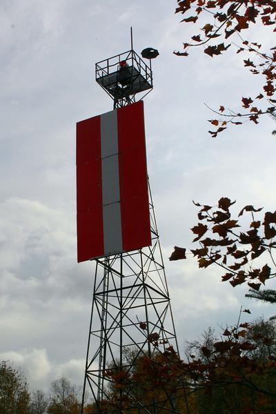 Birch Point Rear Range Light