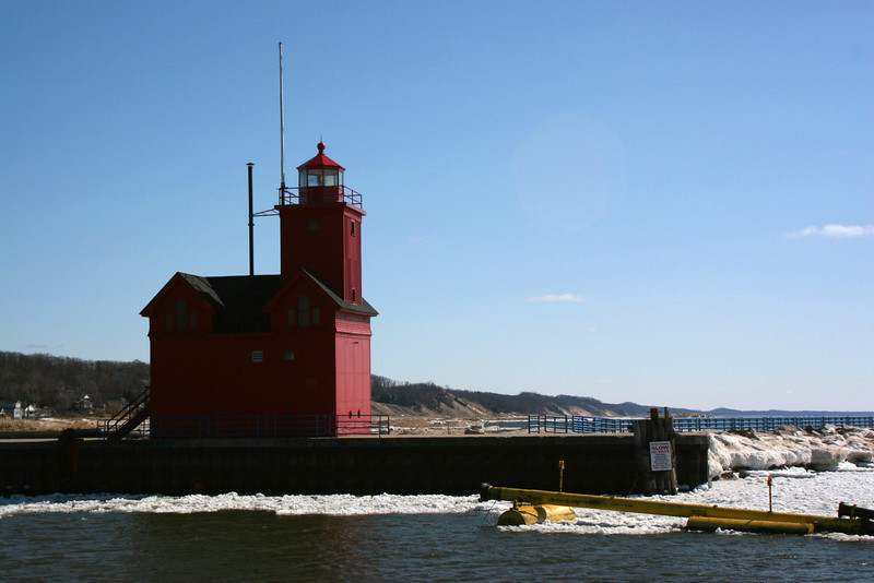Holland Harbor Lighthouse