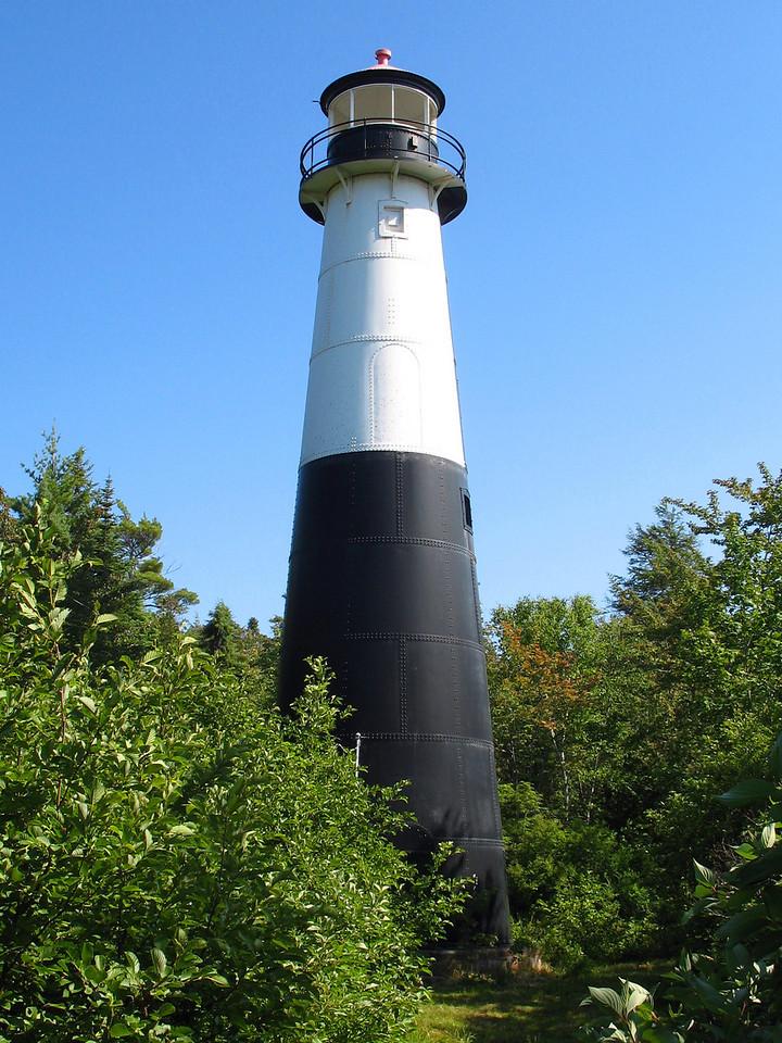 Grand Island Rear Range Light