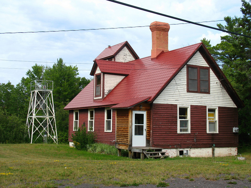Copper Harbor Range Light