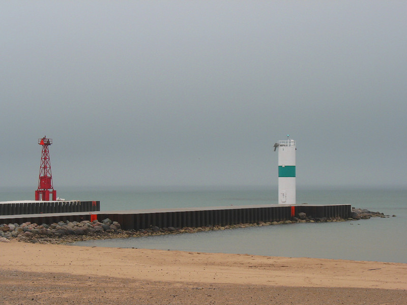 Pentwater Light