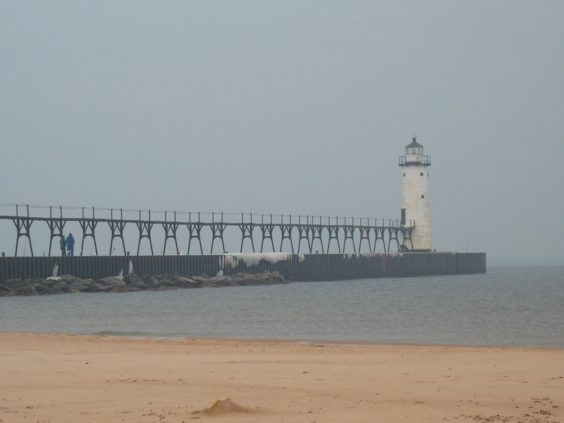Manistee Pierhead Lighthouse