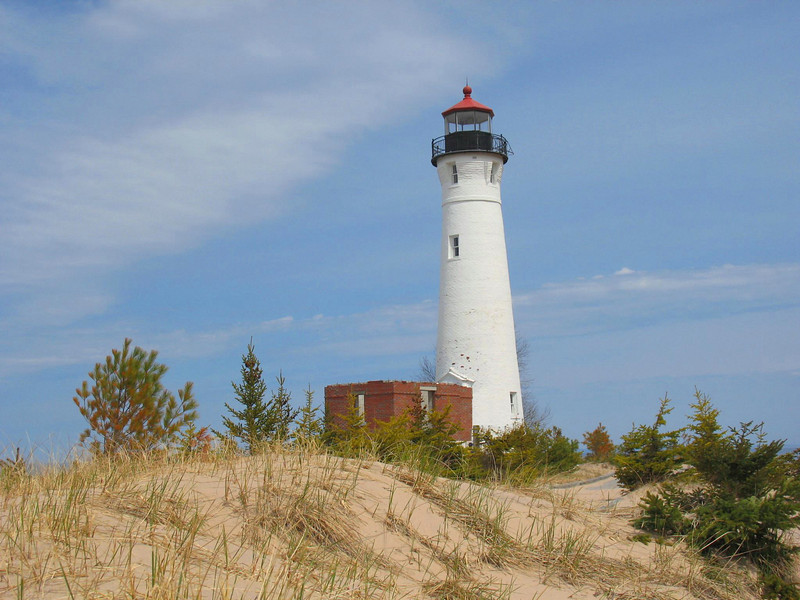Crisp Point Lighthouse