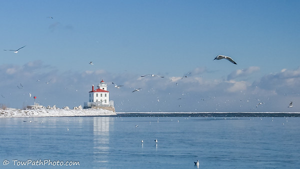 Fairport Harbor West Breakwater