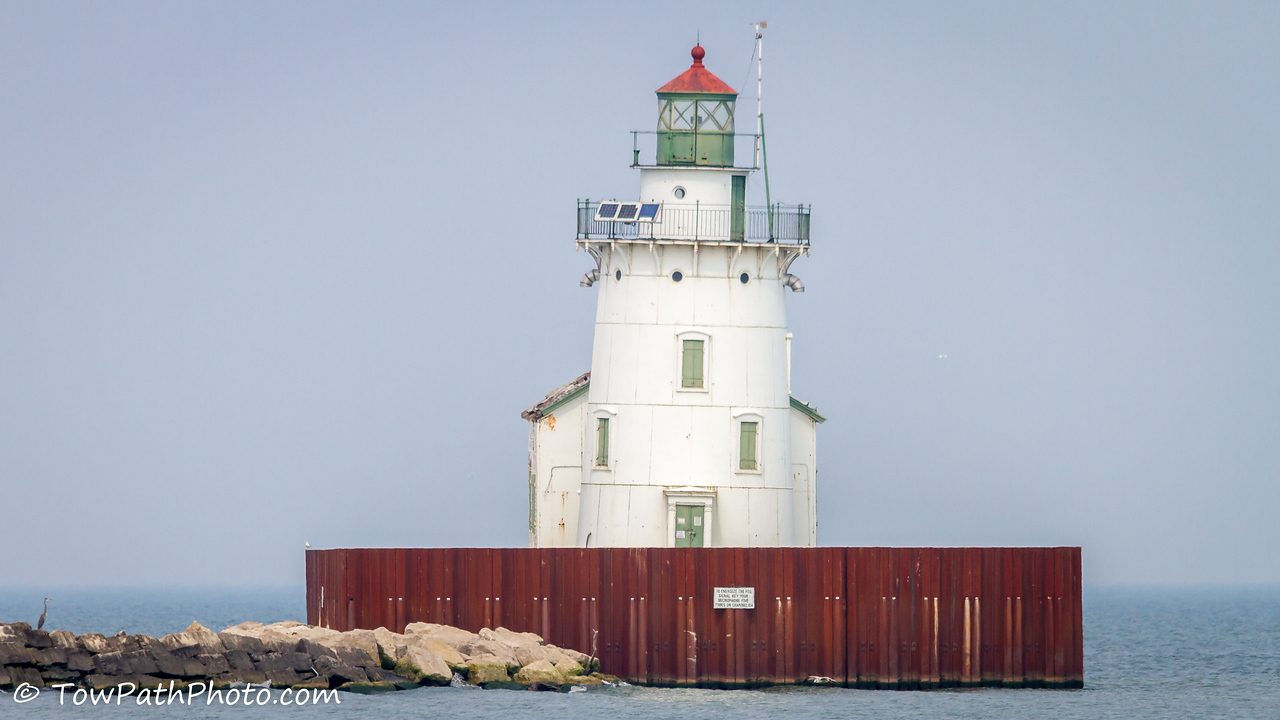 Cleveland Harbor Light