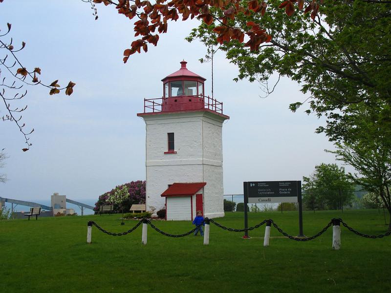 Goderich Lighthouse