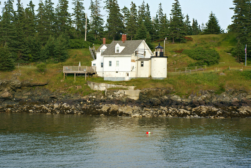The next stop was the Browns Head Light on Vinalhaven