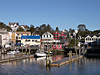 Sailing out of Boothbay Harbor on a glorious September morning
