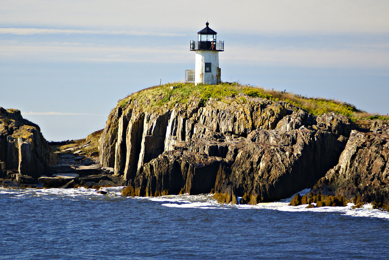 Pond Island Light