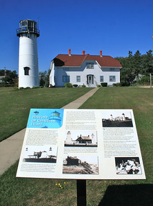 History of Chatham Lighthouse, Chatham, MA