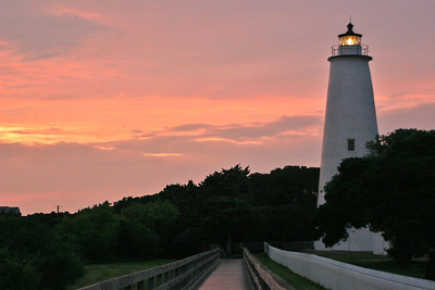 Ocracoke Island Lighthouse, Ocracoke, N.C.
