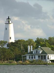 Ocracoke Island Lighthouse, Ocracoke Island, NC