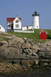 The Nubble Lighthouse, ME