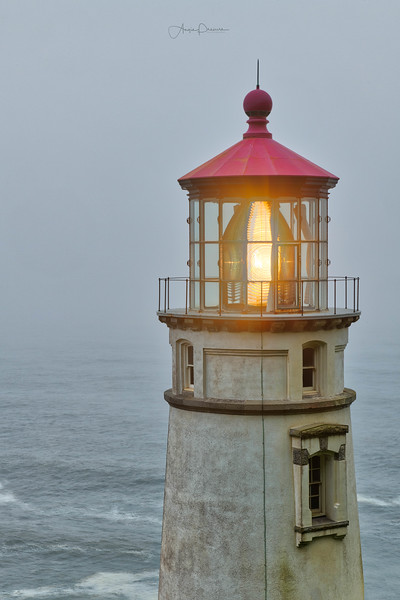 Heceta Head Lighthouse ~ Oregon Coast