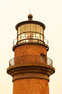 Top of Gayhead, Aquinnah, Martha's Vineyard Lighthouse