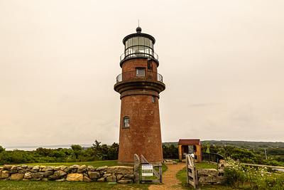 Gayhead, Aquinnah, Martha's Vineyard Lighthouse