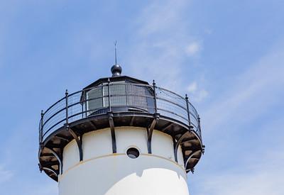 Top of East Chop Martha's Vineyard Lighthouse