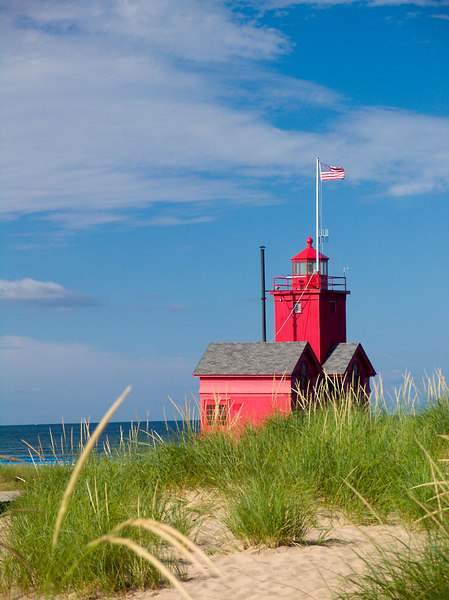 Holland, MI Lighthouse