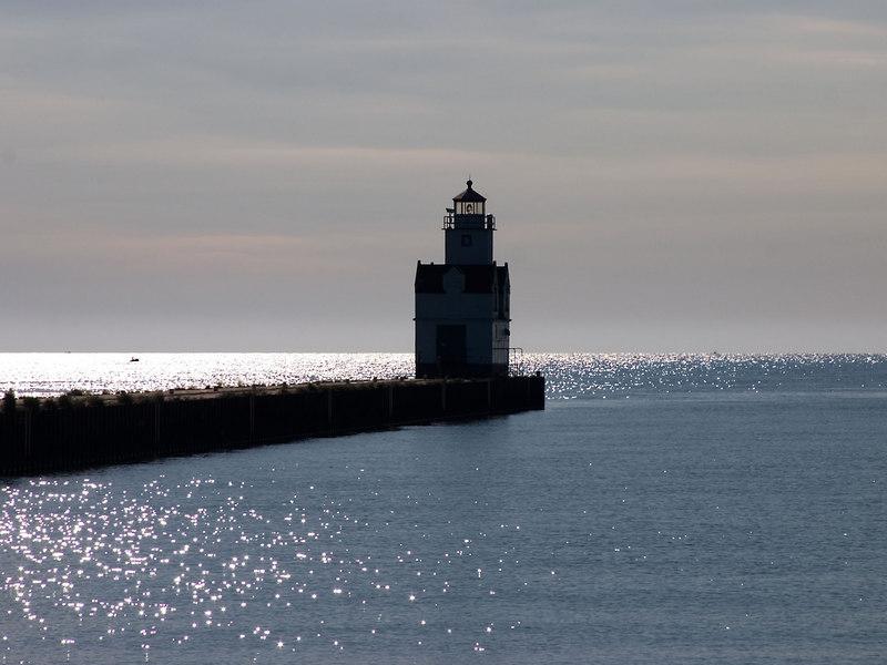 Manitowoc, WI Breakwater Lighthouse