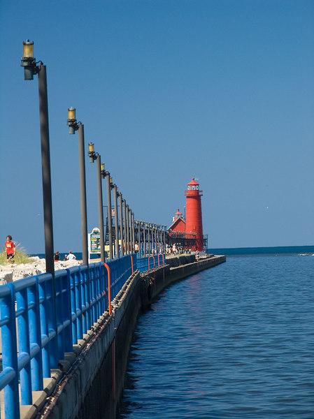 Grand Haven, MI Lighthouse