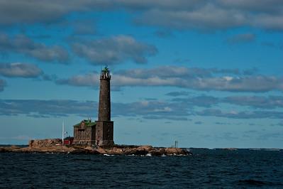 Bengtskärin majakka - Bengtskär lighthouse 2012