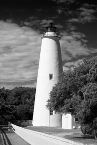 """Ocracoke Lighthouse"""