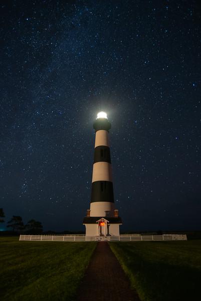 Bodie Island After Dark