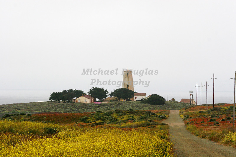 Piedras Blanco Lighthouse