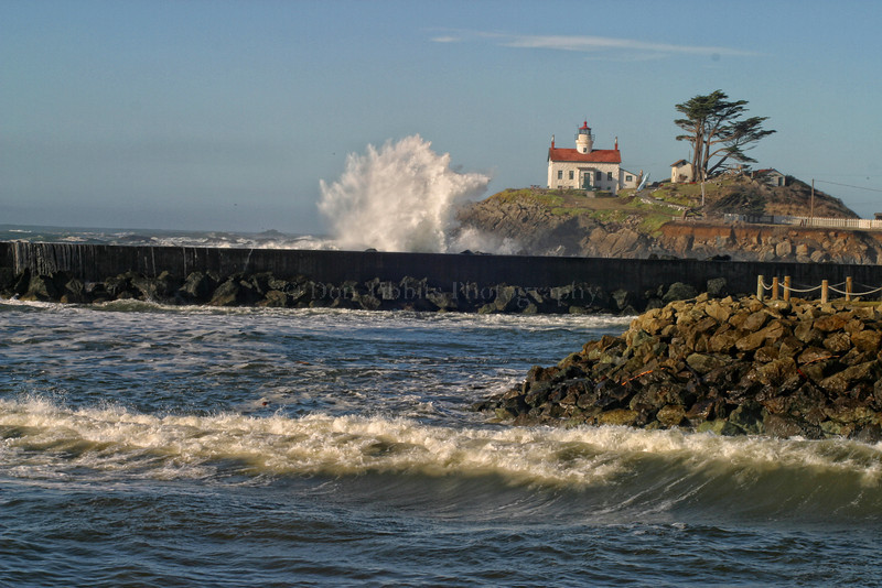 Battery Point Lighthouse. Crescent City, California 1050