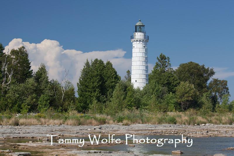 Cana Island Lighthouse, Wisconsin