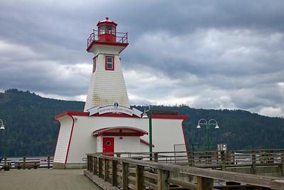 Point Alberni Lighthouse