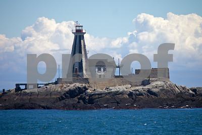 Gannet Rock Lighthouse